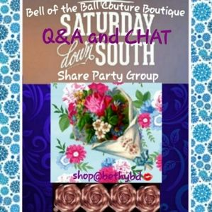 Q&A/🆕️ShareList&SignOut posted➡SaturdayDownSouth➡